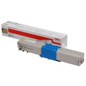 OKI 46490401 Toner yellow, 1.5K pages