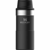 Stanley Classic Trigger-Action Travel Mug 0.35L Matte Black