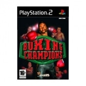 Ex-Display Boxing Champions Game PS2 Used - Like New