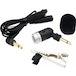 Olympus ME52W Noise Cancelling Microphone with Tie Clip - Image 2