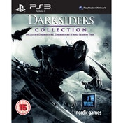 Darksiders Collection (Darksiders, Darksiders 2 & Season Pass) PS3 Game
