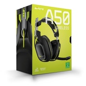 Astro A50 Wireless Bundle Black Gaming Headset Xbox One & PC