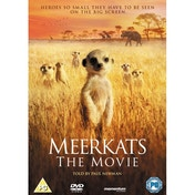Meerkats The Movie DVD