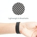 Proworks Activity Tracker Milanese Metal Strap - Black - Image 4