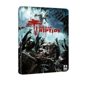 Ex-Display Dead Island Riptide Game + Steel Book Case Xbox 360 Used - Like New