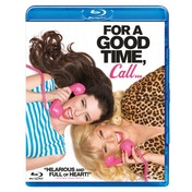 For A Good Time Call Blu-ray