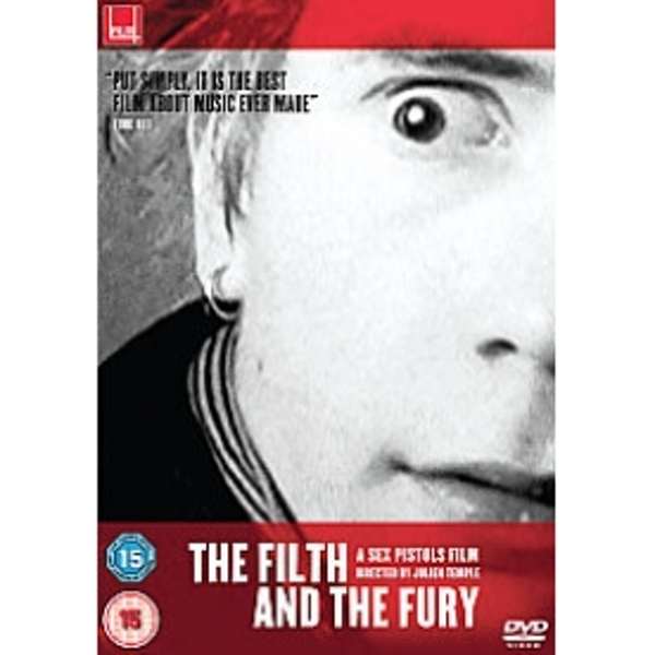 Filth And The Fury DVD