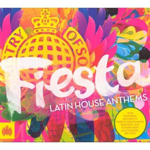 Various Artists - Ministry of Sound - Latin House Anthems CD