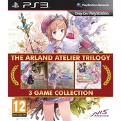 The Arland Atelier Trilogy Collection PS3 Game