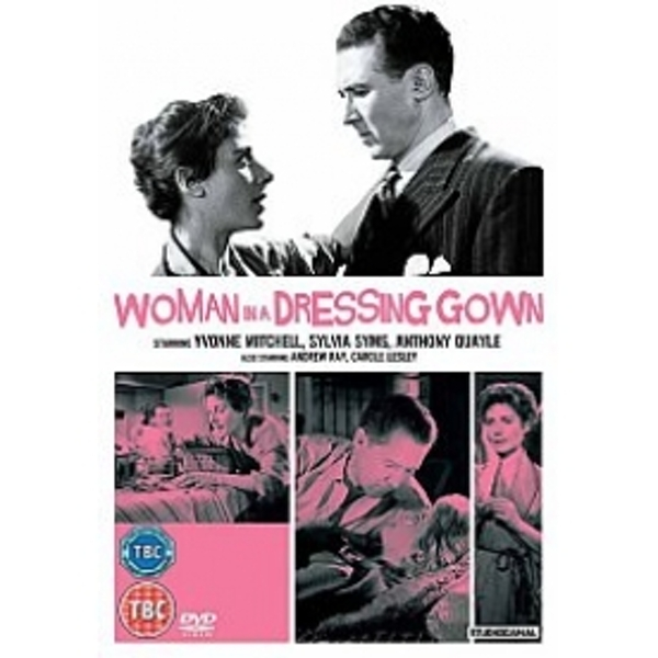 Woman In A Dressing Gown DVD
