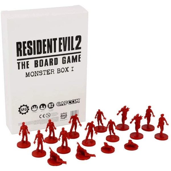 Resident Evil 2: The Board Game - Monster Box 1