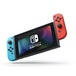 Nintendo Switch Console Neon Blue / Neon Red Joy-Con Controllers - Image 3