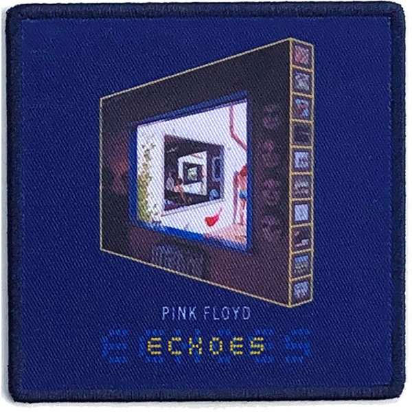 Pink Floyd - Echoes: The Best Of? Standard Patch