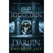 Darien: Empire of Salt by C. F. Iggulden (Hardback, 2017)