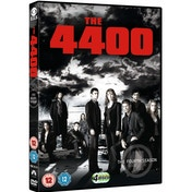 The 4400: The Fourth Season DVD