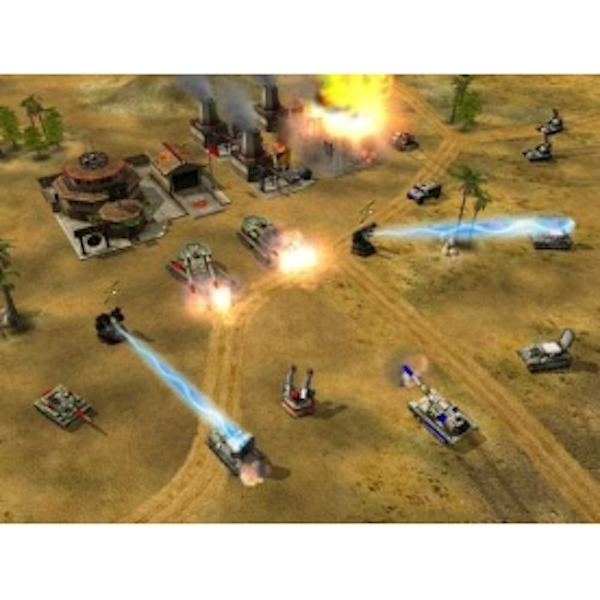 Command & Conquer Generals Deluxe Game PC - Image 2