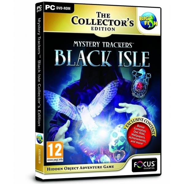 Mystery Trackers Black Isle Game PC