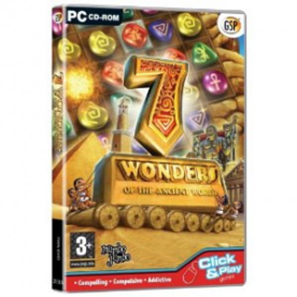 7 Wonders of the Ancient World Game PC