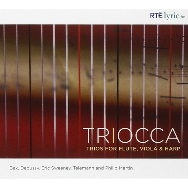 Various Artists - Triocca: Trios for Flute, Viola & Harp CD