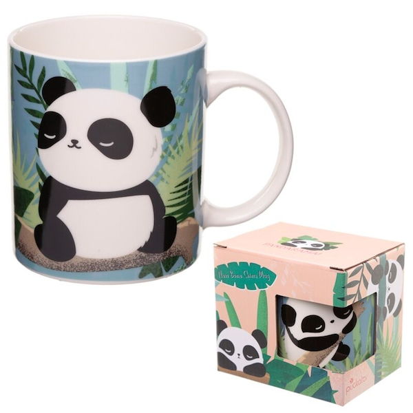 Pandarama New Bone China Mug