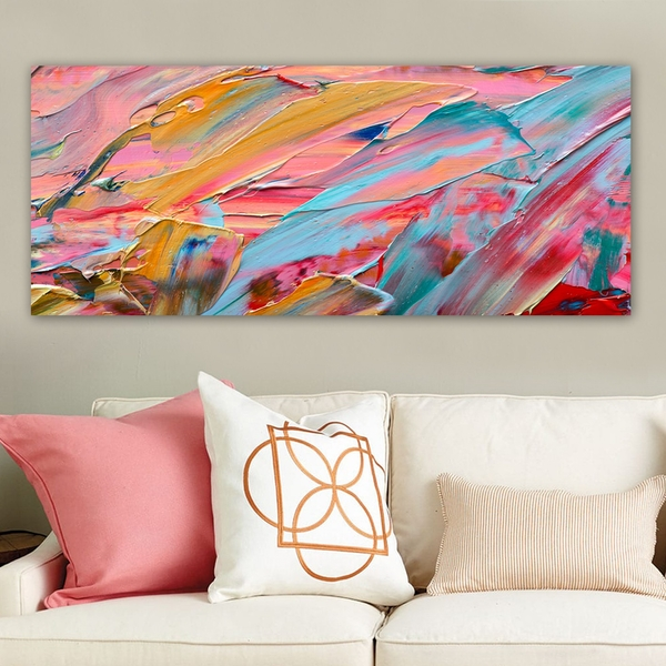 YTY200395_50120 Multicolor Decorative Canvas Painting