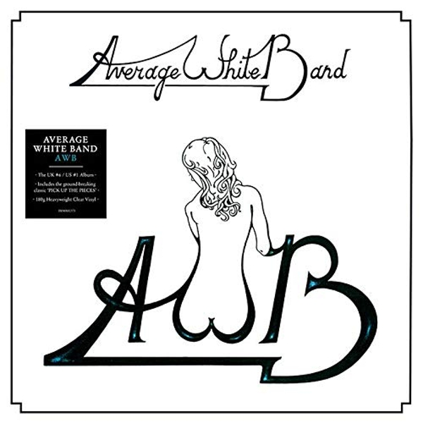 Average White Band - Awb Coloured  Vinyl
