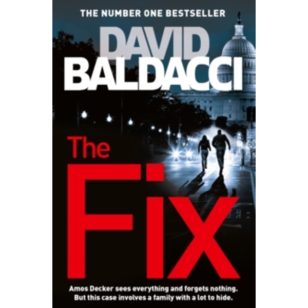 The Fix (Paperback, 2017)