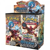 Pokemon TCG XY11 Steam Siege Boosters (36 packs)