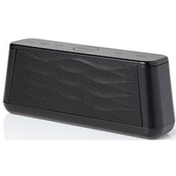 Soundwave Bluetooth Speaker with Mic Black