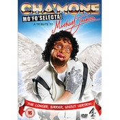 Bo Selecta Presents Cha'mone The Life Of Michael Jackson DVD