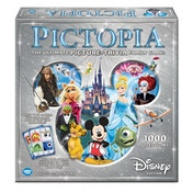 Disney Pictopia Trivia Game