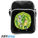 Rick And Morty - Portal- Vinyl Small  Messenger Bag - Image 2