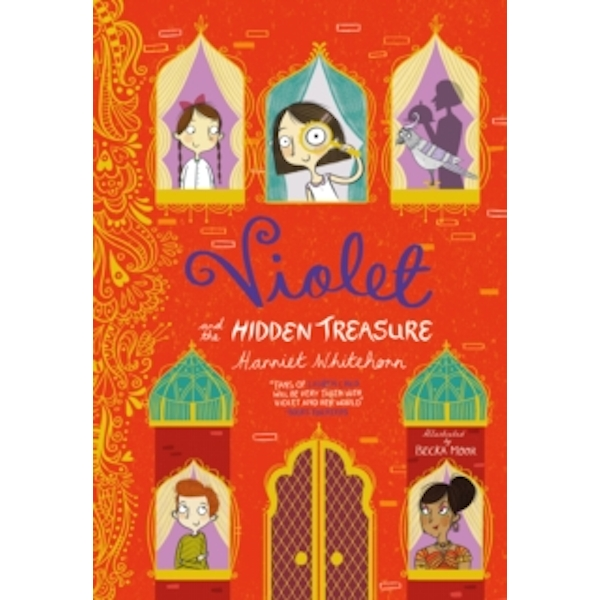 Violet and the Hidden Treasure by Harriet Whitehorn (Paperback, 2016)