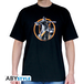 Watch Dogs - Fox Tag Men's Large T-Shirt - Black - Image 2