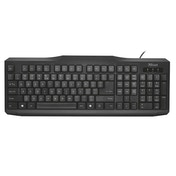 Trust Classicline Wired USB Keyboard PC UK Layout