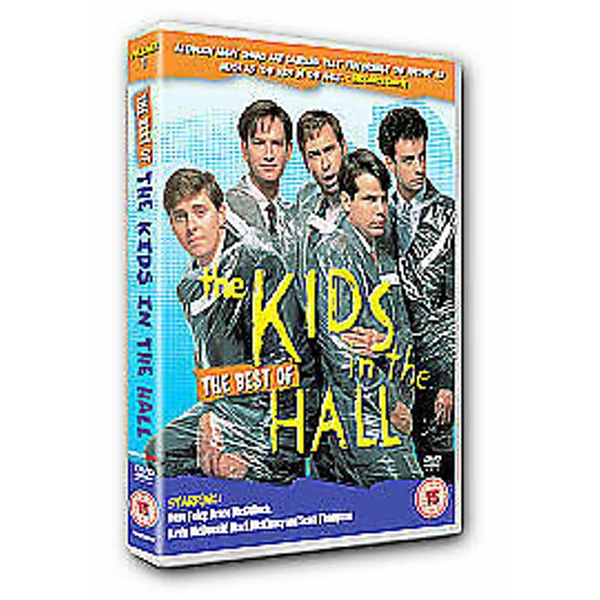 The Best Of The Kids In The Hall - Vol. 1 DVD
