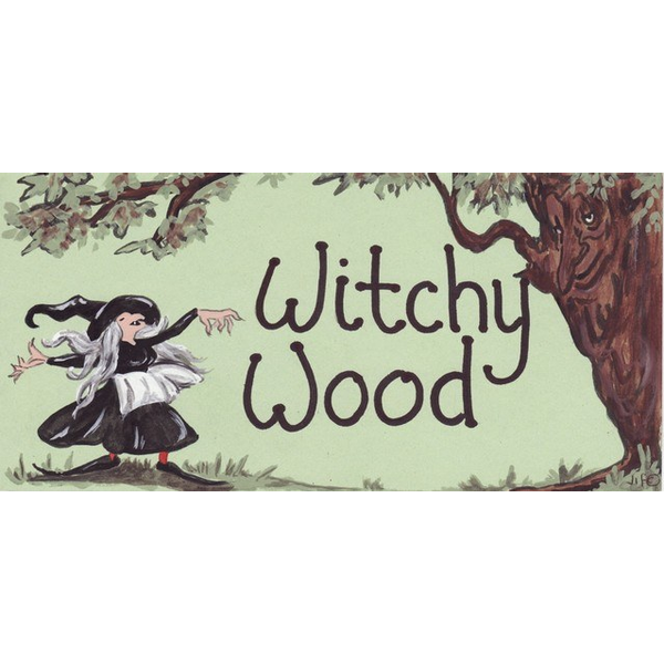 Witchy Wood Pack Of 12