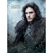 Game Of Thones - Jon Snow Postcard