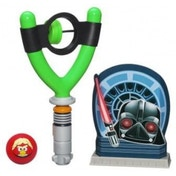 Angry Birds Star Wars Koosh Slingsaber Target Game