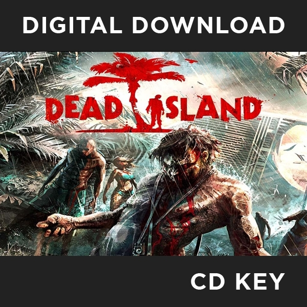 Dead Island Game PC CD Key Download for Steam