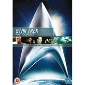 Star Trek 8 First Contact DVD