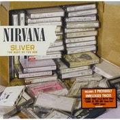 Nirvana - Sliver - The best of the Box CD