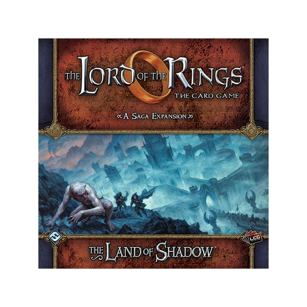 Lord Of The Rings LCG The Land of Shadow Expansion