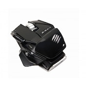 Mad Catz Game Smart R.A.T M Wireless Gaming Mouse (Gloss Black)