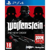 Wolfenstein The New Order Steelbook Game PS4