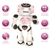 Lexibook ROB50GEN Powergirl Educational Robot