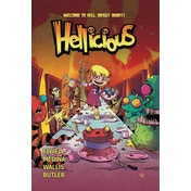 Hellicious TP Vol 1 Paperback