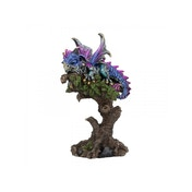 Tree Top Dreams Dragon Statue