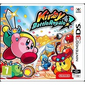 Kirby Battle Royale 3DS Game