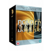 James Bond - Complete 22 Film Collection DVD